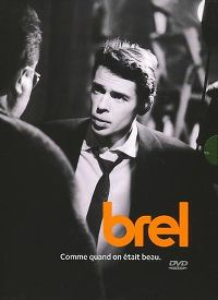 Cover Jacques Brel - Comme quand on était beau [DVD]